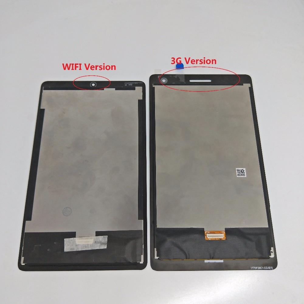 Оригинальный ЖК-дисплей с сенсорным экраном, 7 дюймов, для Huawei Mediapad T3 7,0, 3g или Wi-Fi, BG2-W09, BG2-U01 дисплей с цифровым преобразователем