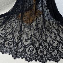 Voile de mariée en fils de soie 3 mètres   Vêtements de créateur français, dentelle à cils, haut de gamme, bricolage, accessoires pour la maison