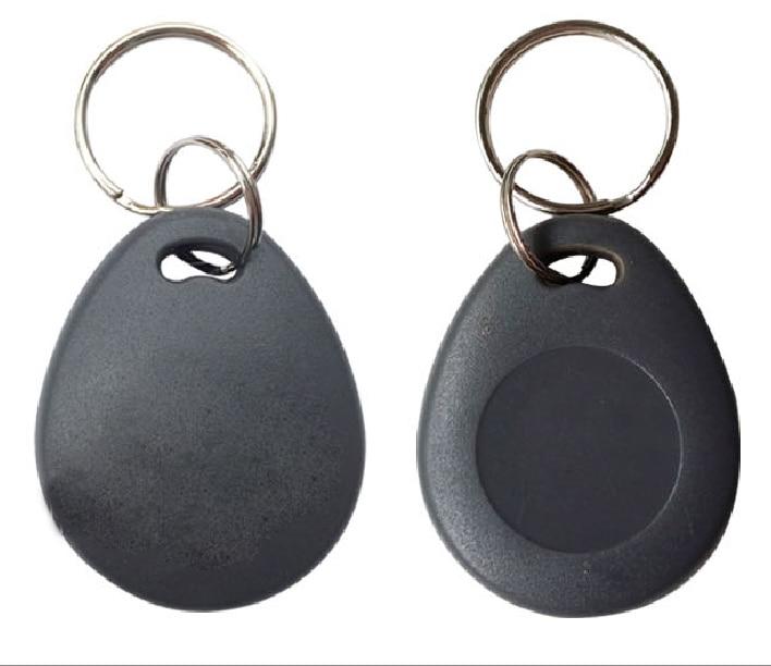 20PCS 125KHz Clone T5577 Proximity Duplicator Copy 125khz RFID Tag llaveros llavero Porta Chave Card Sticker Key Fob Toke