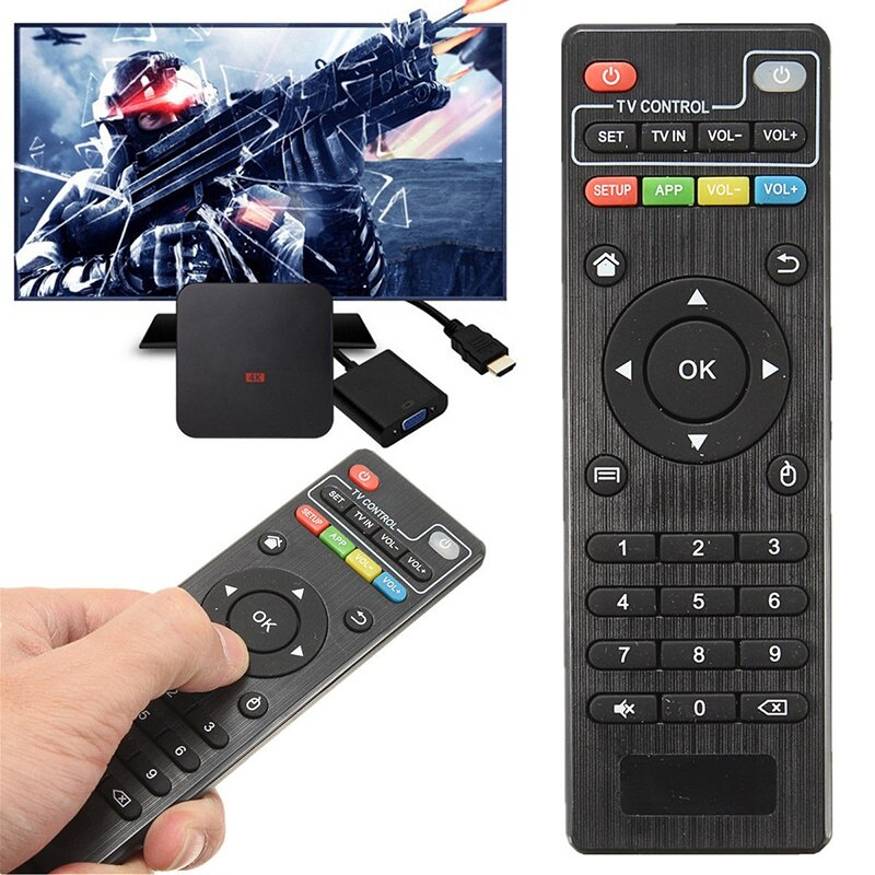 Mxq serie Control remoto Set-top Box Control remoto Universal T95M para H96 MXQ MX Pro 4 K T95M t95N