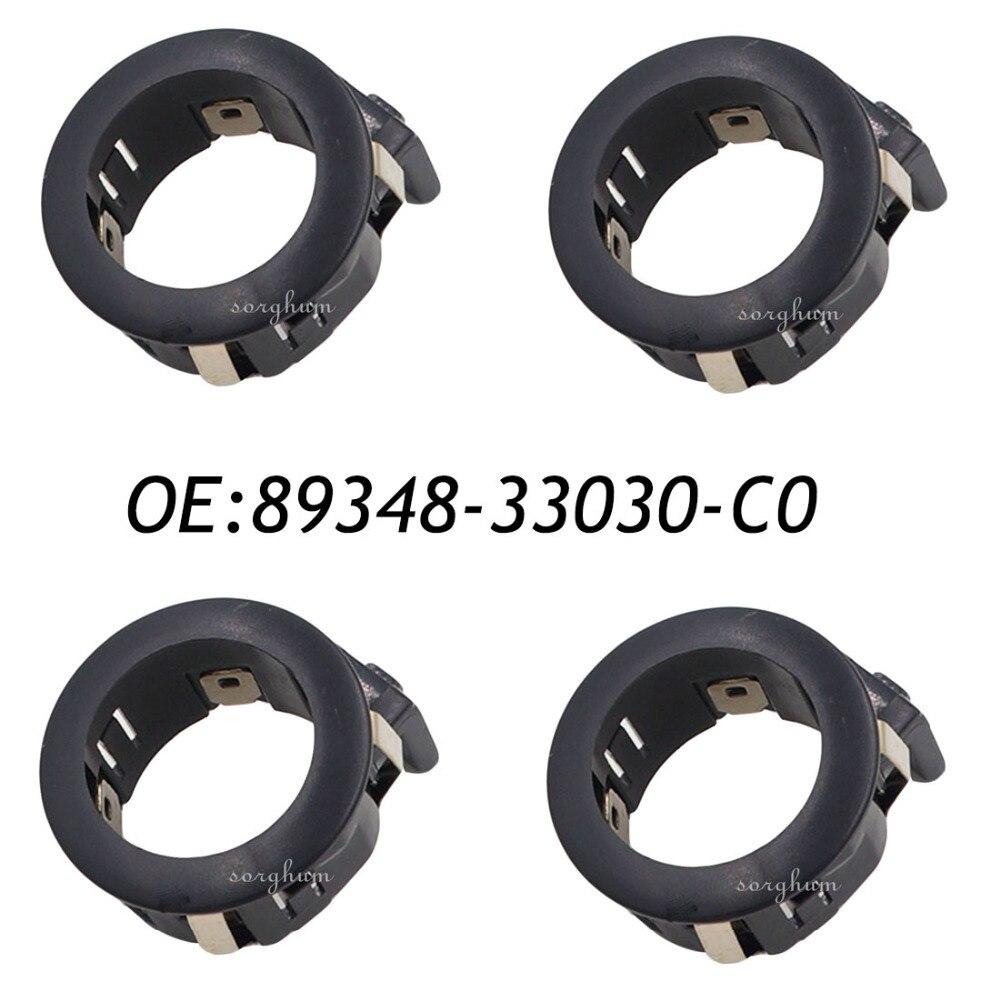 4PCS 89348-33030-C0 PDC Parking Sensor Retainer For Toyota FJ Cruiser Tundra 4.0L V6 89348-33030,8934833030