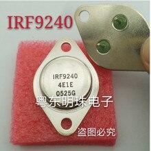 2 개/몫 IRF9240 IRF240 TO-3 페어링 orginal