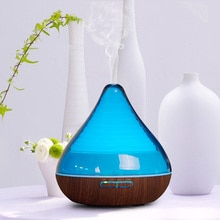 Aromatherapie Diffusor Ultraschall Tragbare Luftbefeuchter Ätherisches Öl Diffusor Farbwechsel Licht Nebel Maker Aroma Diffusor