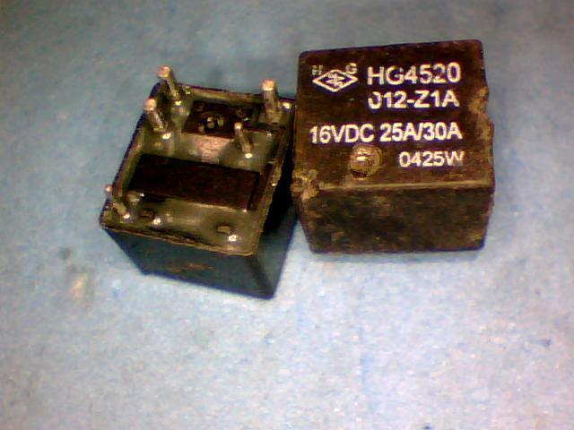Relays HG4520 012-Z1A KC-1C-12V