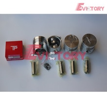 Für Toyota gabelstapler motor 2J kolben und kolben ring set 4G typ