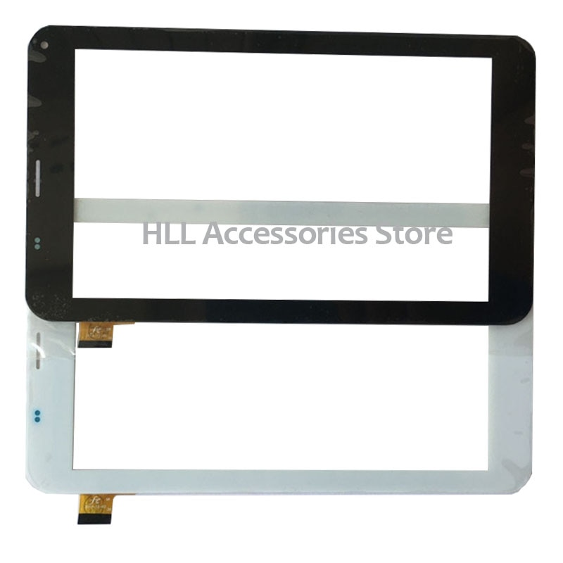 Envío Gratis pantalla táctil de 7 pulgadas Panel cristal digitalizador con Sensor para cubo U51GT C4