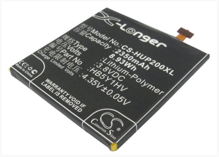 Аккумулятор Cameron Sino 2350 мАч для мобильного телефона HUAWEI Ascend P2 GL07S Stream X HB5Y1V, аккумулятор для смартфона