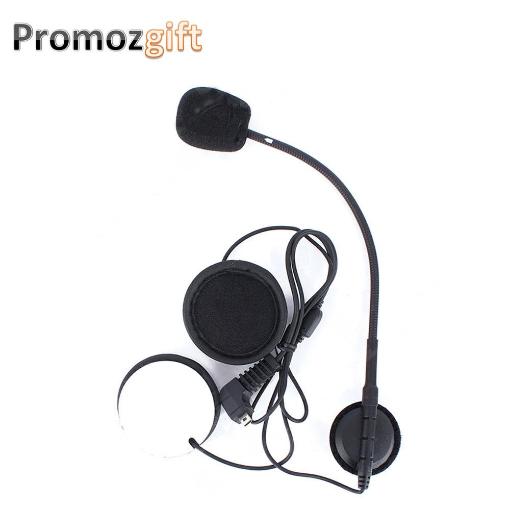 1 PC Earphone Accessory for BT-S1 / BT-S2 /BT-S3 Bluetooth Helmet BT Bluetooth Motorcycle Interphone Helmet Intercom Headset