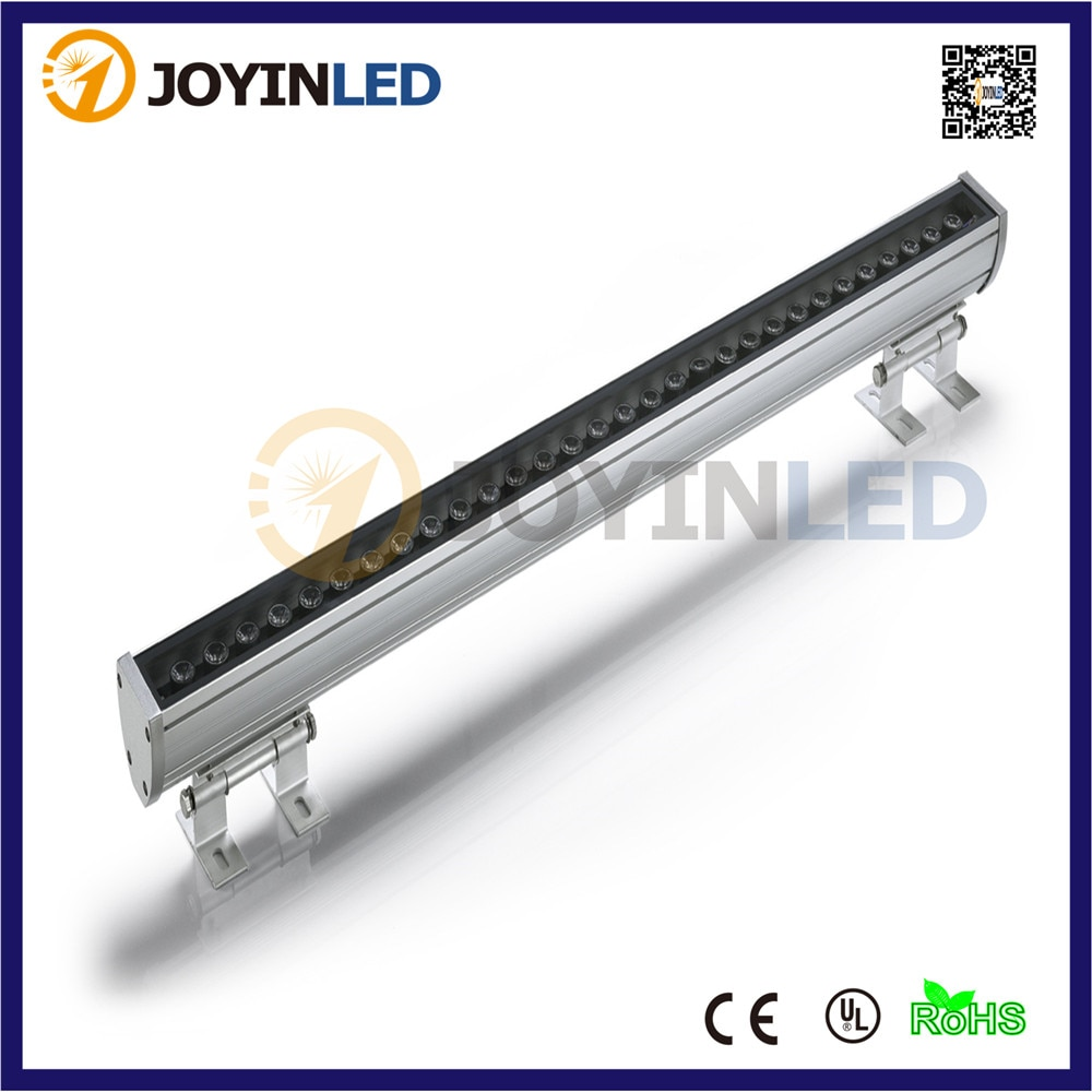 DHL dropship High-power 36W 100cm Warm/White/RGB LED Landscape lamps AC85~265V IP65 waterproof LED wall washer light enlarge