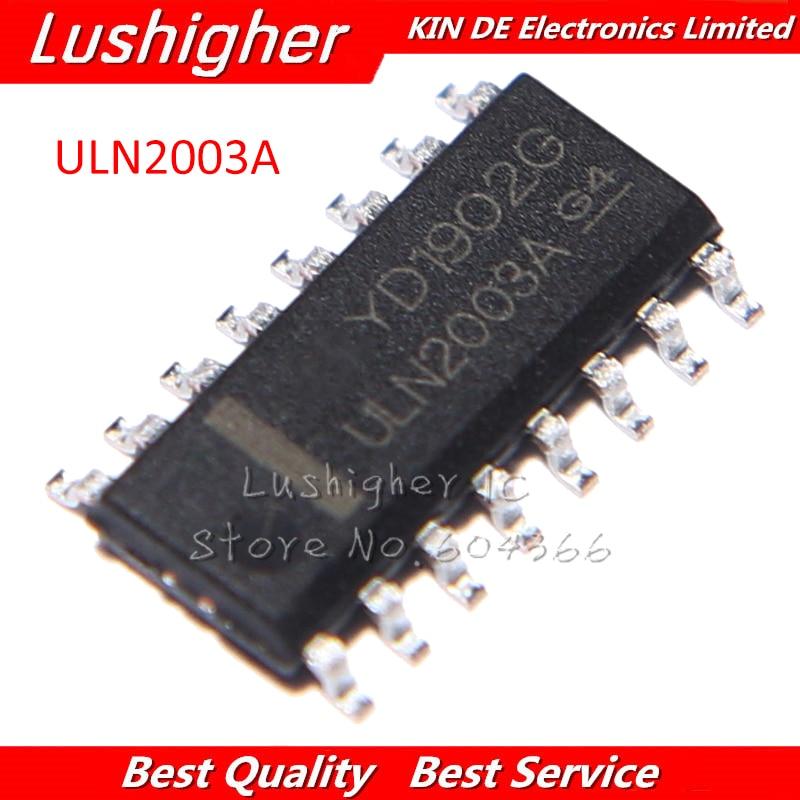 100 шт. ULN2003ADR SOP ULN2003A SOP16 ULN2003 SMD новый оригинальный