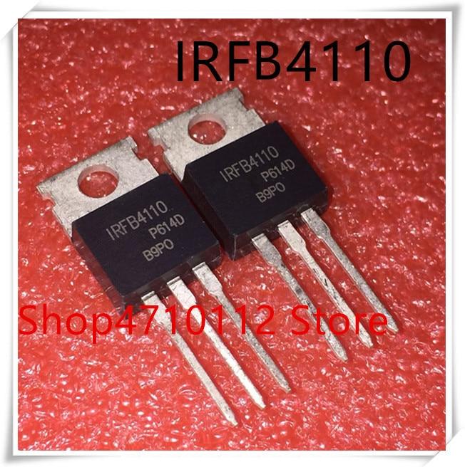 10 pçs/lote IRFB4110 FB4110 B4110 IRFB4110PBF PARA-220