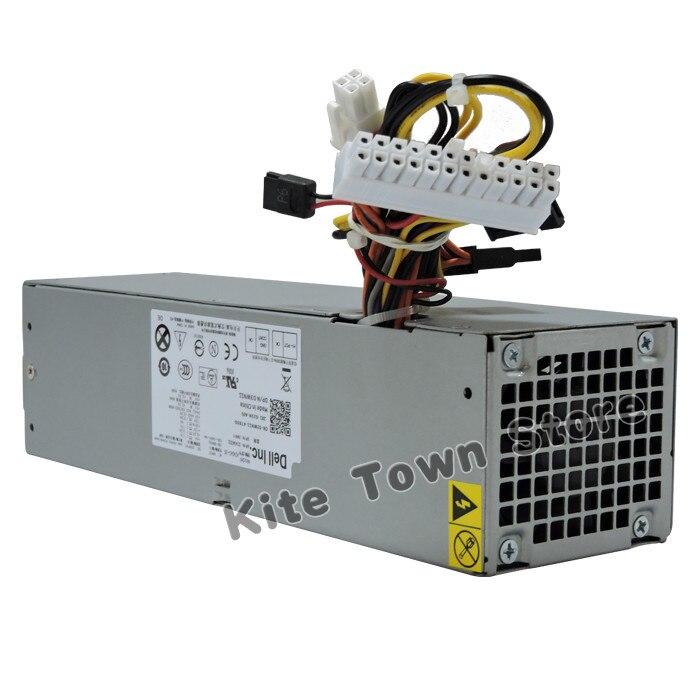 Fuente de alimentación para DELL OptiPlex 3010 7010 9010 SFF 390 de...
