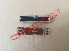 Original new 100% 3021G B100K 45mm 4.5 cm straight sliding push-pull potentiometer adjustable light mixer faders (SWITCH)