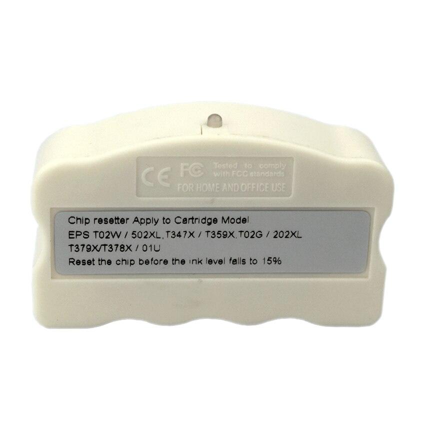 01U Chip reseteador para Epson expresión foto HD XP-15000 XP-15010 XP-15080 impresoras