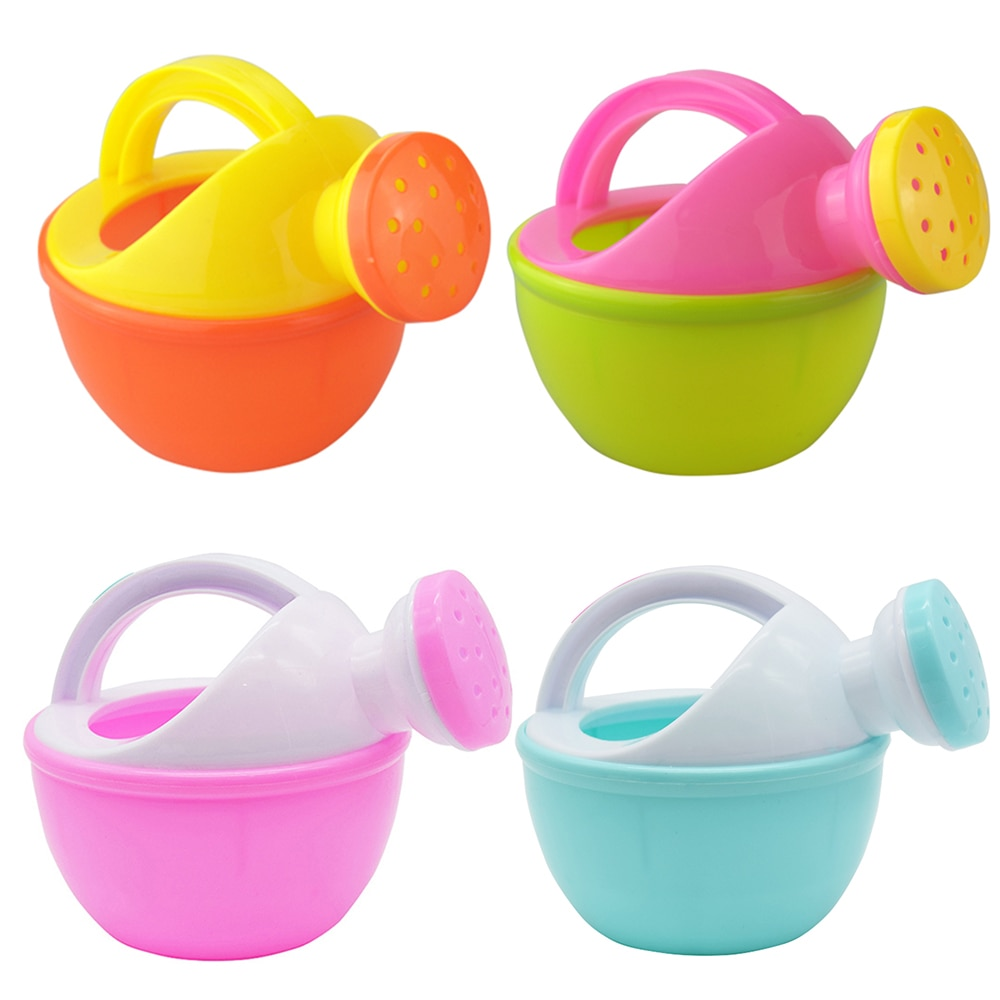 Regadera para bebé, juguetes de baño para niños, herramienta de baño, juguetes para rociar agua, juguetes de jardín, playa, piscina de bebé, juguetes de baño