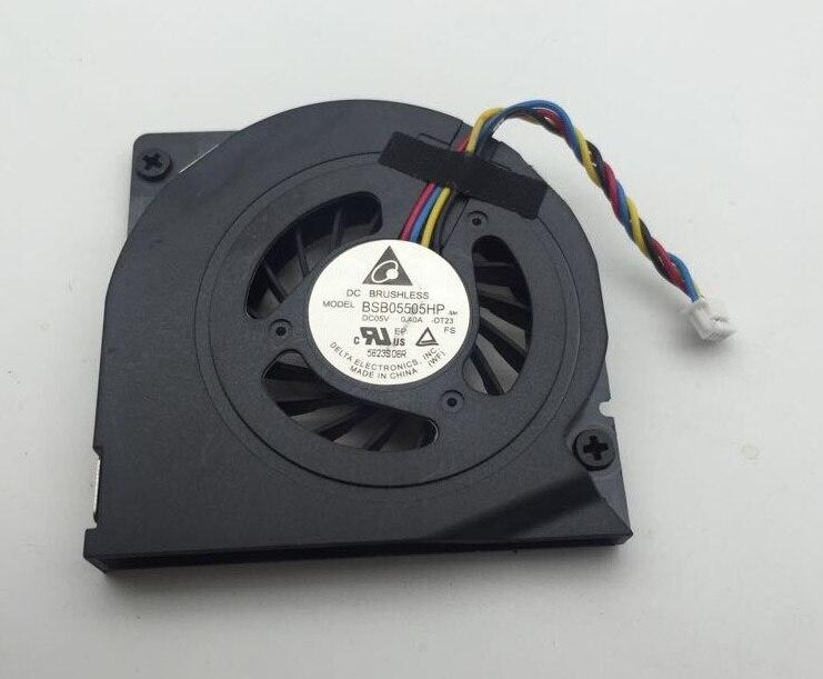 SSEA новый вентилятор охлаждения для Delta BSB05505HP 5V 0.40A все-в-одном вентилятор 31046304 вентилятор для материнской платы 4 Pin