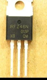 10-pz-lotto-irfz46n-to-220-irfz46-irfz46npbf-nuovo-originale