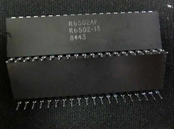 5PCS/LOTS R6502AP R6502A R6502 DIP-40 IC