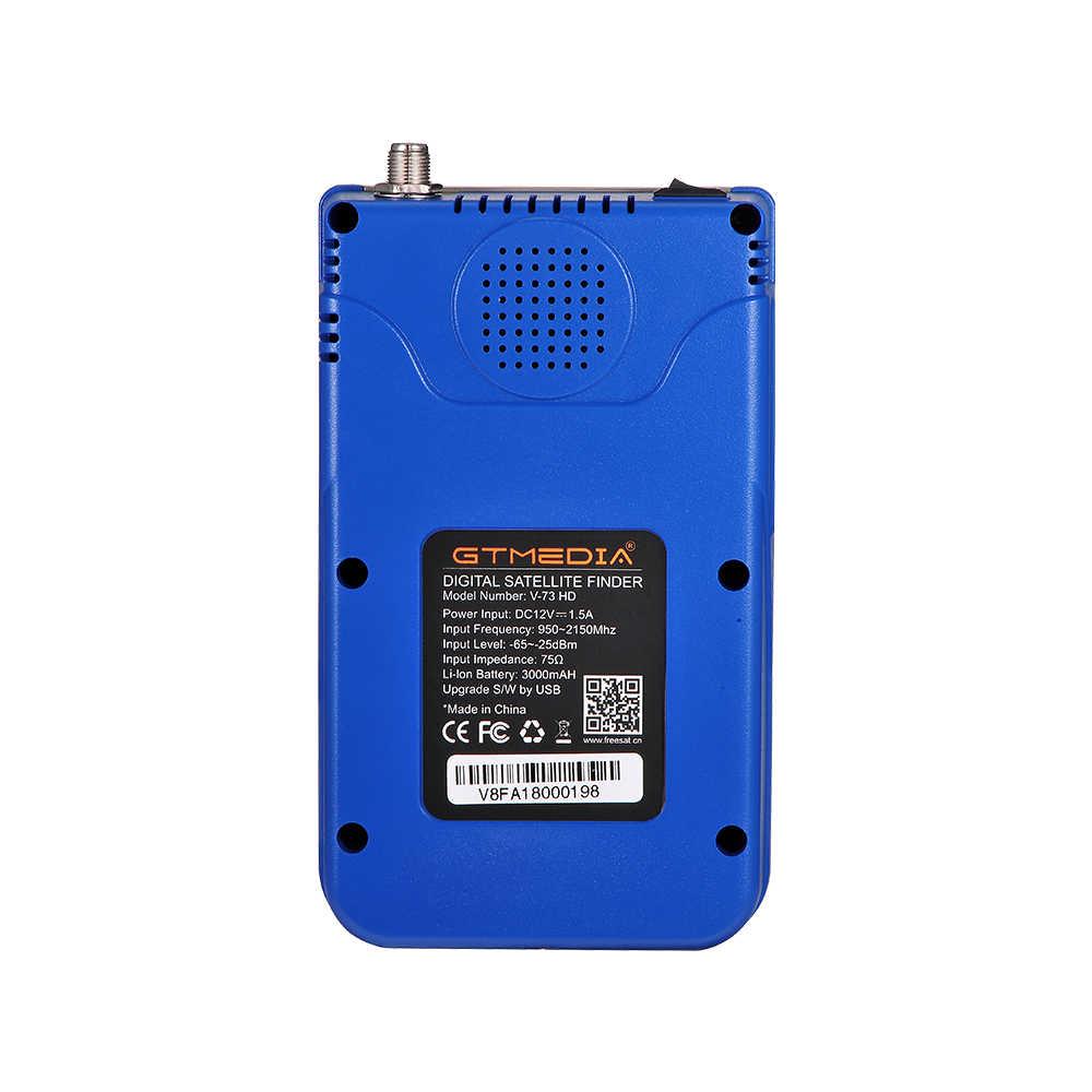GTmedia-Localizador satélite V8 Finder Meter, buscador ...