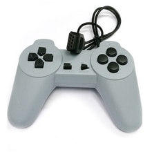 9 Pin Game Controller for F-C Console Games 8bit TV GAME PLAYER red and white machine handle special