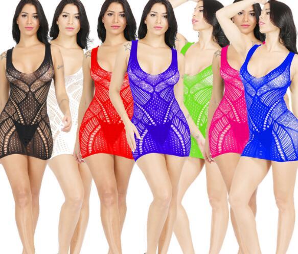 2019 sexo porno vestido Chemise lencería Sexy erótico de la entrepierna abierta Sexy ropa interior lencería Sexy ropa de dormir ropa de