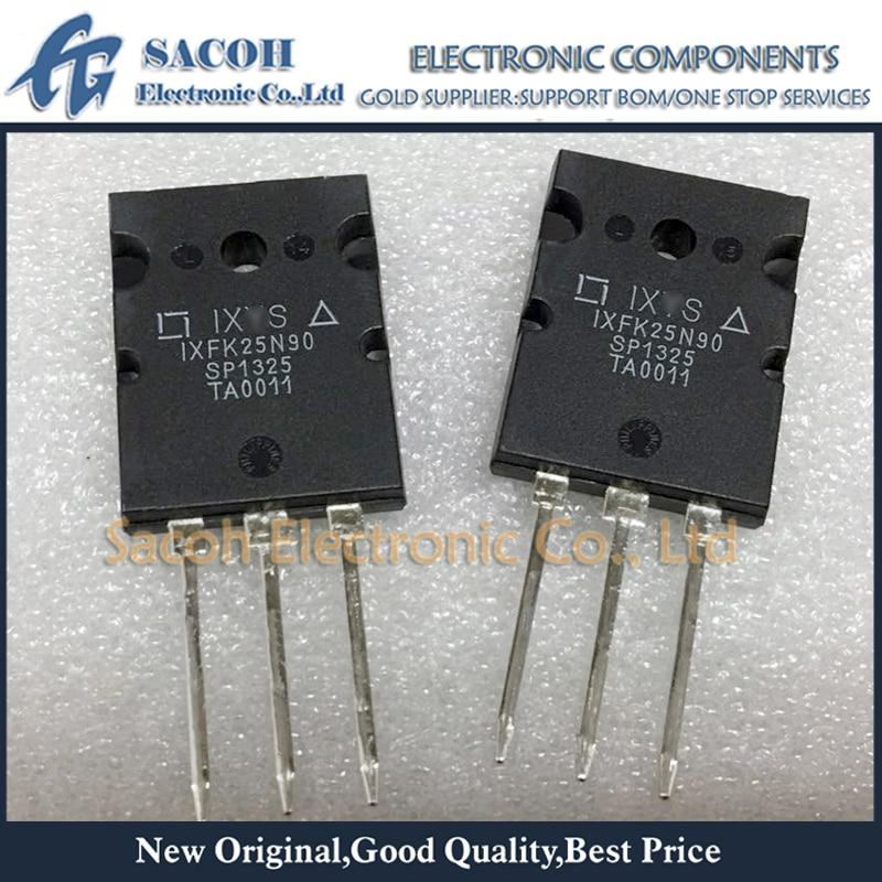 Envío Gratis 5 piezas IXFK25N90 IXFK24N90Q IXFK24N80P-264 25A 900 V HiPerRF MOSFET de potencia