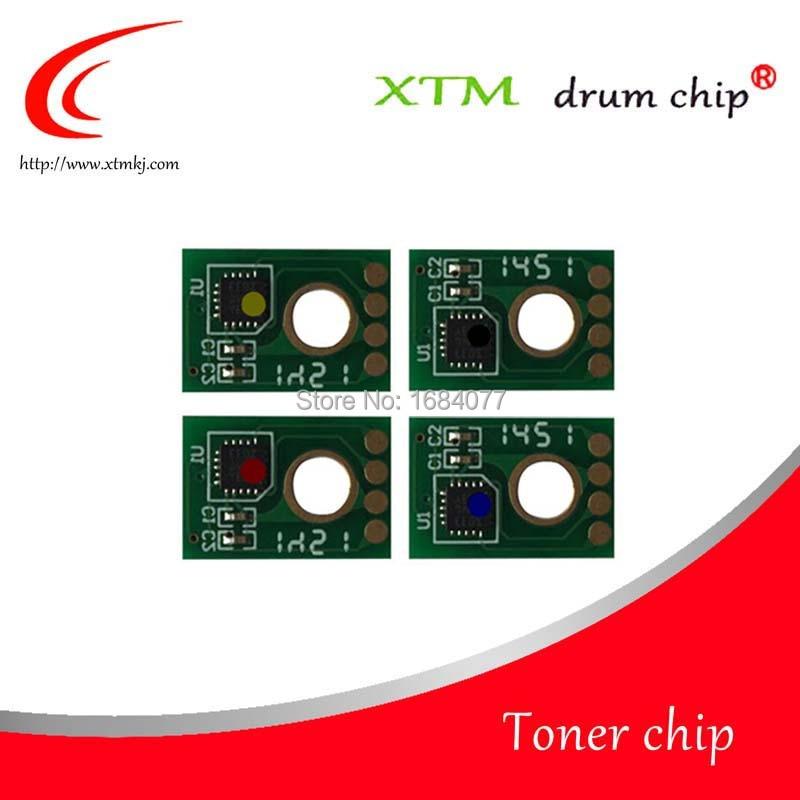 Toner para Ricoh Aficio MP C305spf MP-C305 MPC305 C305 C305H 842119, 841621, 842122, 842120, 841593, 841591 12K 4K copiadora láser chip