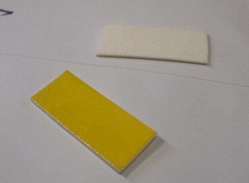 Accesorio de impresora 3D Ultimaker + Plus Original cinta de aislamiento de fibra cerámica 25mm * 60mm de alta calidad envío gratis