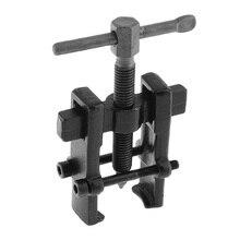 1 Uds. Extractor de dos garras, dispositivo de elevación independiente, rodamiento mecánico automático, herramienta manual, extractor de CR-V de acero de cromo vanadio