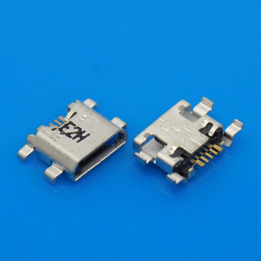 JCD nuevo reemplazo para Huawei honor 7/7i honor 7 7i cargador USB conector de carga dock Puerto enchufe de alta calidad