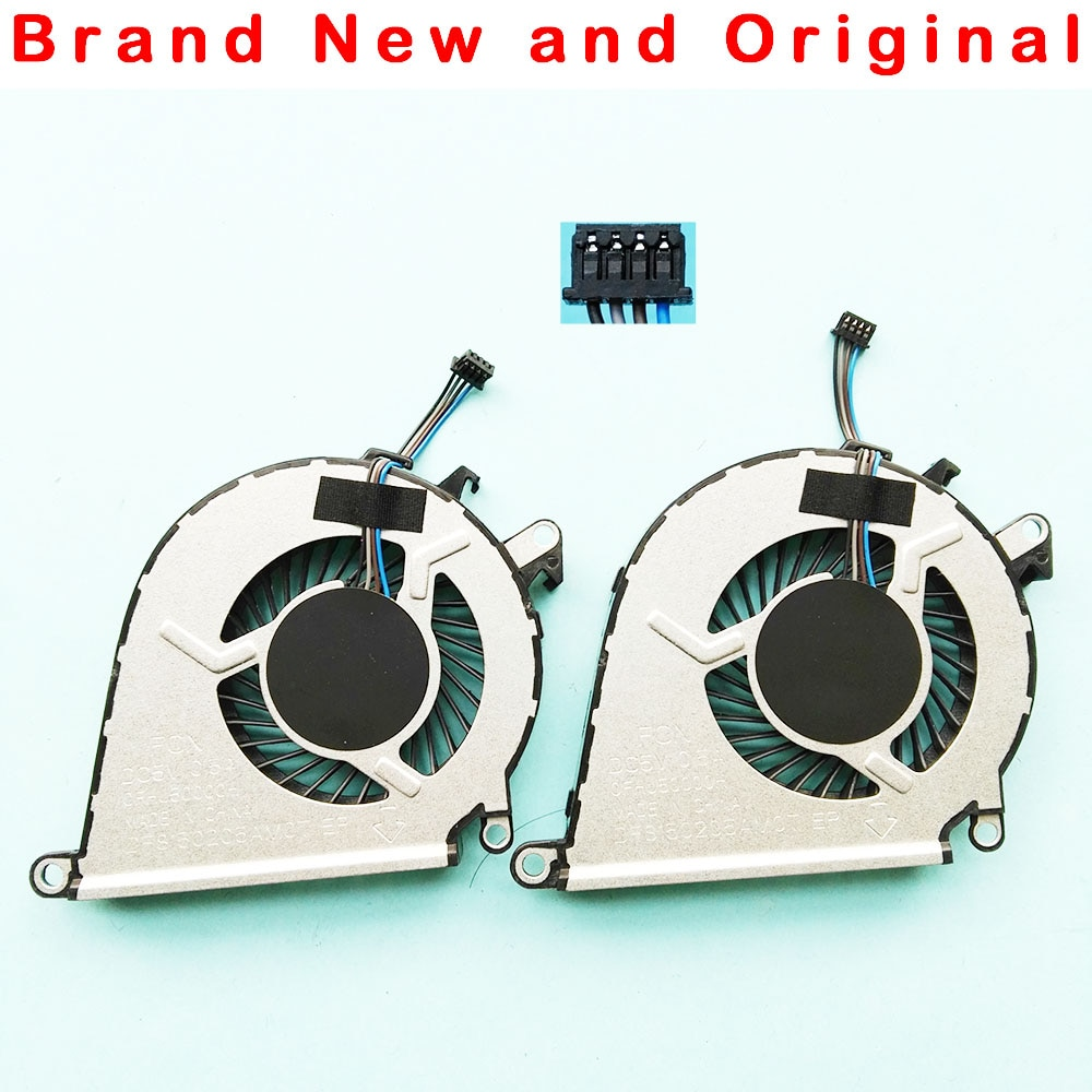 cpu cooling fan for FOXCONN G35 NFB62A05H FSFA15M DC5V 0.5A 4pin cooler fan FOR HP 15-AX020TX 15-AX030TX 858970-001