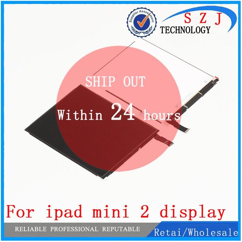 Nouveau 7.9 'pouces rétine affichage pour ipad mini 2 remplacement LCD affichage pour ipad mini2 LCD affichage livraison gratuite