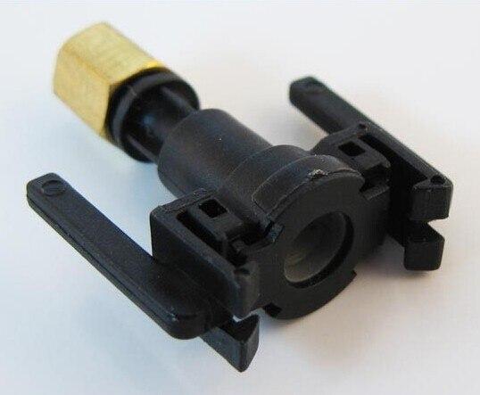 Conector de amortiguador UV 10 Uds para impresora Mimaki JV33 JV5. Mimaki de UV amortiguador conector Dx5 UV amortiguador conector
