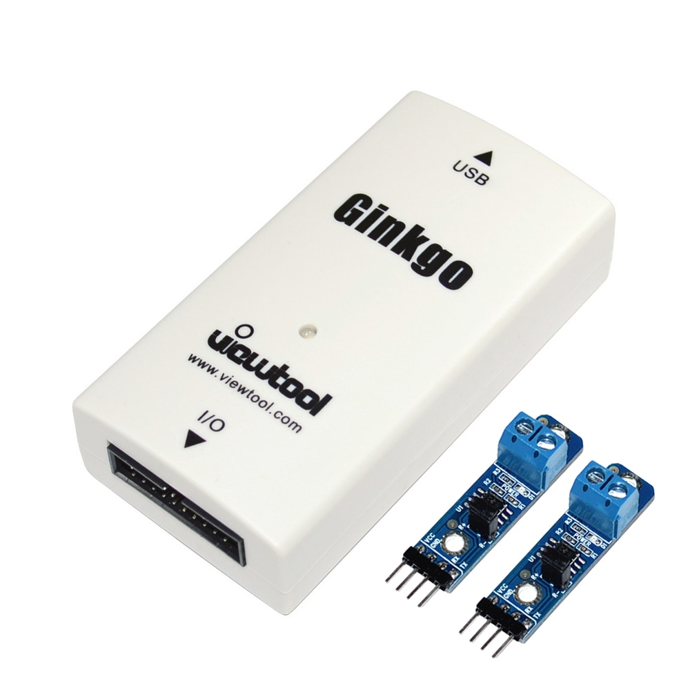 USB To CAN Bus Adapter Support Windows/Linux/MAC/Android/RaspberryPi USB-CAN Converter compatible with I2C/SPI/UART/ADC/DAC/GPIO enlarge