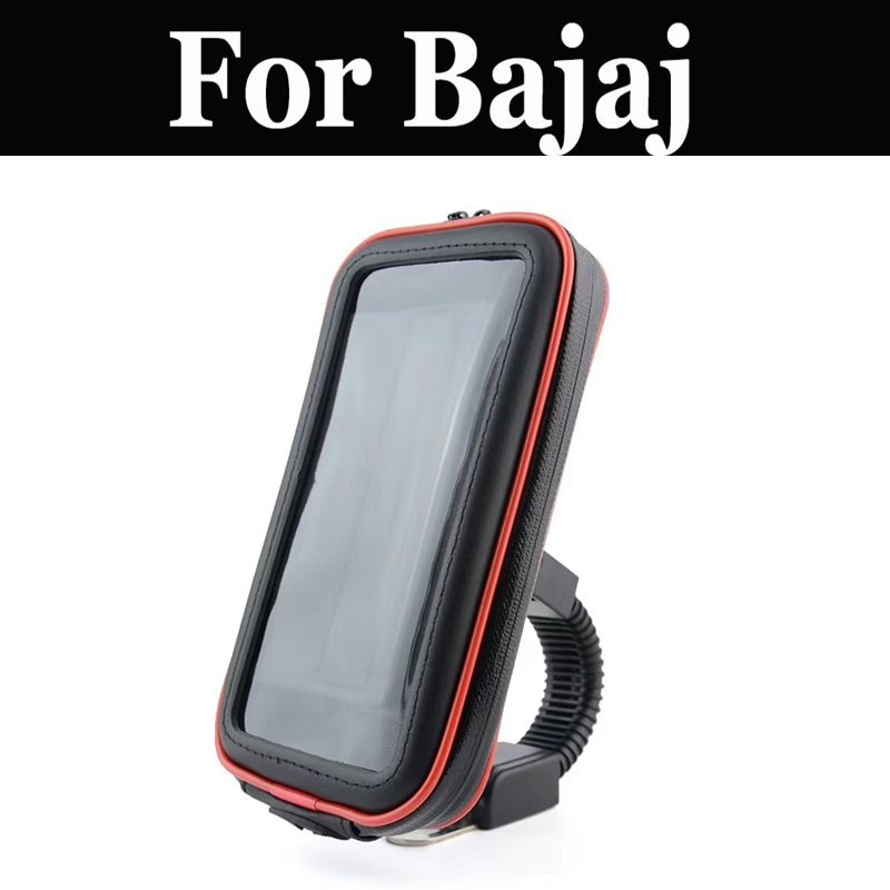 2019 de la bici de la motocicleta soporte de montaje del manillar Teléfono universal para Bajaj vengador 220 Dts-descubrir 100 de 125 de 150 Platina 100 Cc