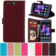 Флип-чехол для Huawei Honor 9, роскошный кожаный чехол-кошелек, чехол для Huawei Honor 9 Honor9, Премиум STF-L09, чехол STF-L09