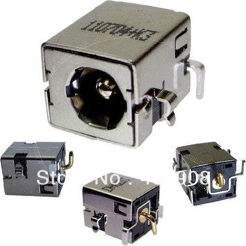 2 unids/lote conector de toma de corriente para Asus eepc pc T101MT...