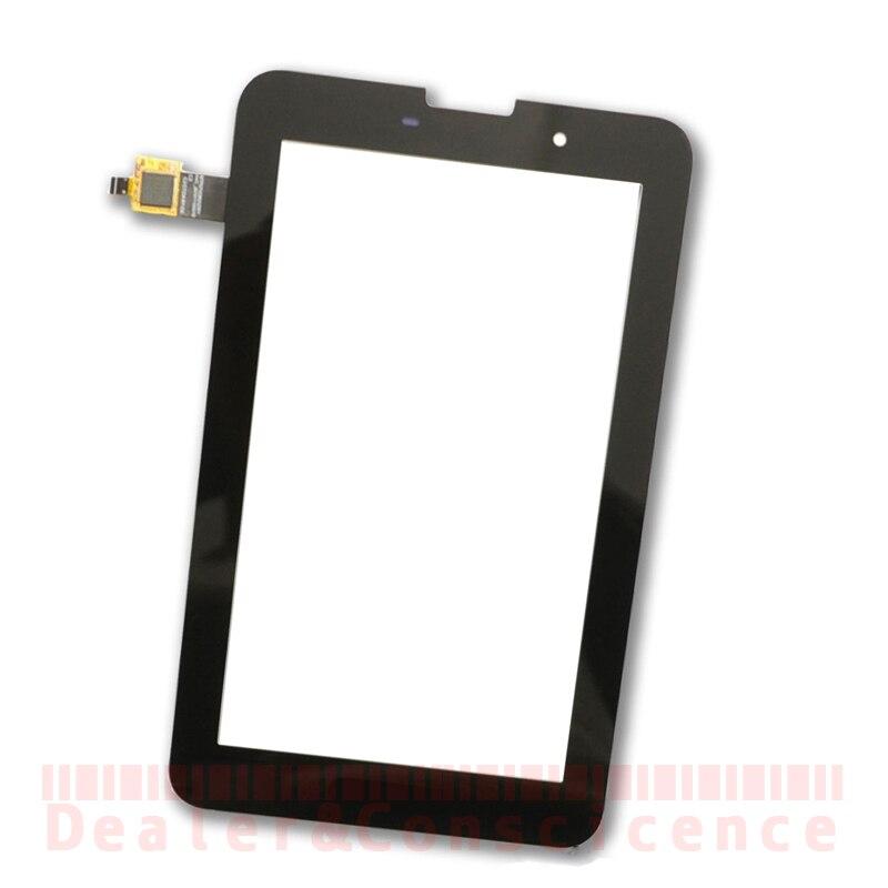 "5 piezas probado negro blanco para Lenovo IdeaTab A3000 Lente de Cristal frontal de 7,0 ""digitalizador de Panel de pantalla táctil"