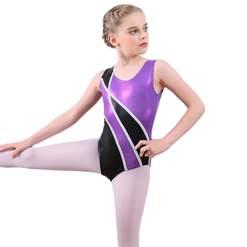 Ballerina Toddler Girl Dancer Dress Ballet Leotards Gymnastics Dress Athletic Ballet Gym Leotards Acrobatics Dance Wear