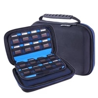 storage carrying case bag for nintendo handheld console nintendo new 3ds xl 3ds xl new 3dsxlll