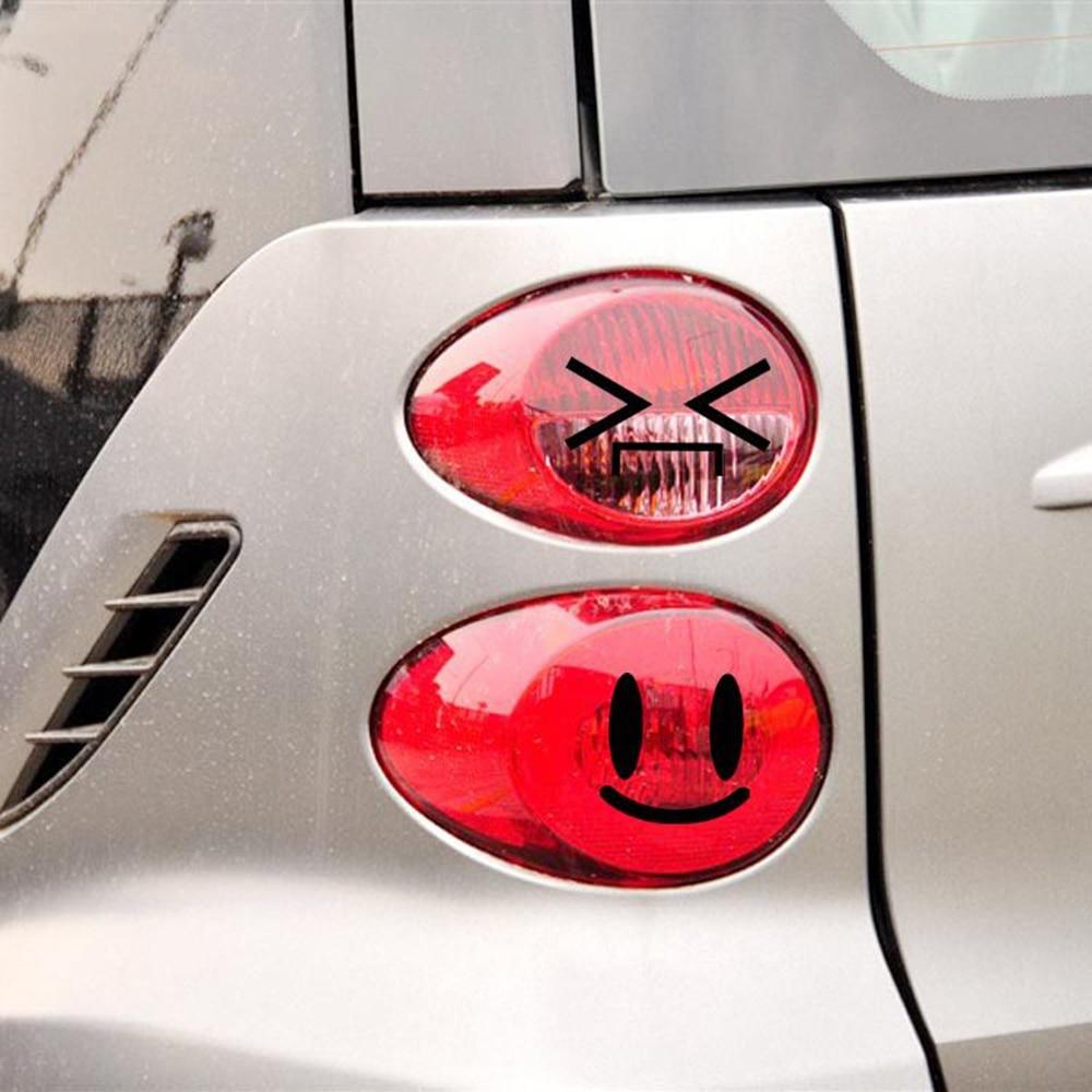 Aliauto-autocollants de décoration personnalisés, autocollants de voiture, pour Smart Fortwo Forfour, 2 x accessoires de voiture de style
