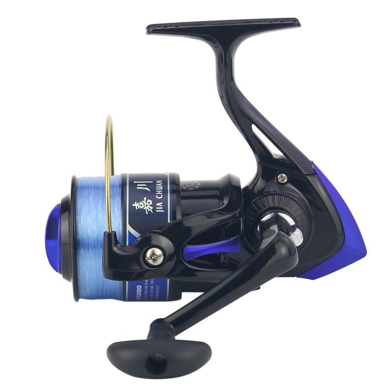 New Arrival 2019 YF Series  Left/Right Hand Fishing Reel 12BB Fishing Wheel Carp Fishing Spinner For Fishing
