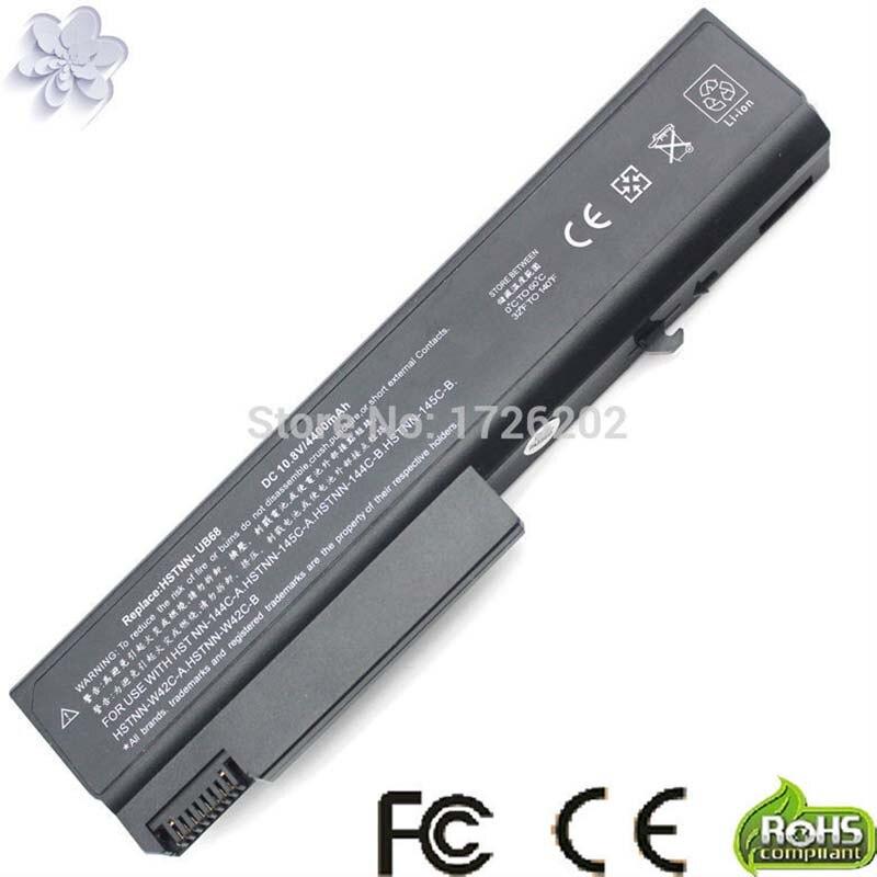 Batería para HP EliteBook 8440P 8440W 6930P ProBook 6440b 6545b 6540b 6450b 6445b cuaderno de negocios 6530b 6535b 6730b