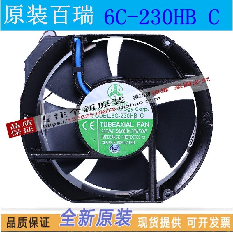 BI-SONIC جديد 6C-230HB C AC230V مروحة تبريد محورية