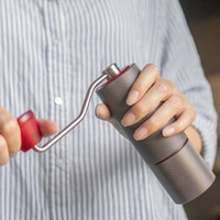 Timemore Chestnut C2 coffee grinder Aluminum Manual Coffee grinder Stainless steel Burr grinder Conical Coffe bean miller