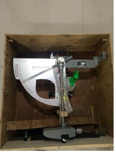 جهاز اختبار مقاومة المنصات المحمولة الجديدة جهاز اختبار البندول