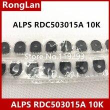 [BELLA]Genuine imported from Japan ALPS resistive position sensor 10K potentiometer RDC503015A Car A