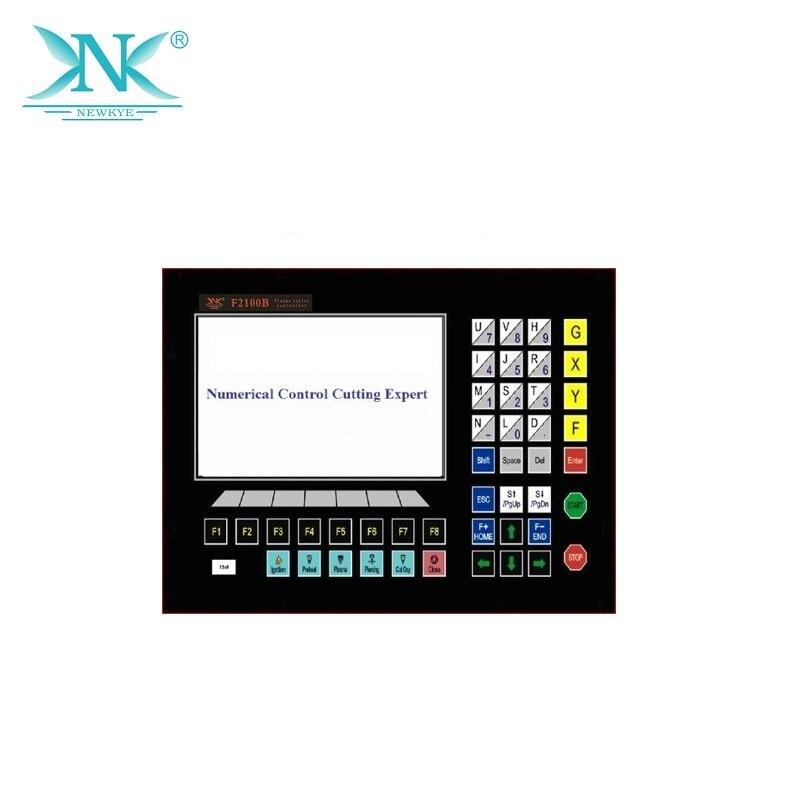 Newkye, sistema regulador de corte por Plasma, control numérico, experto en corte F2100B
