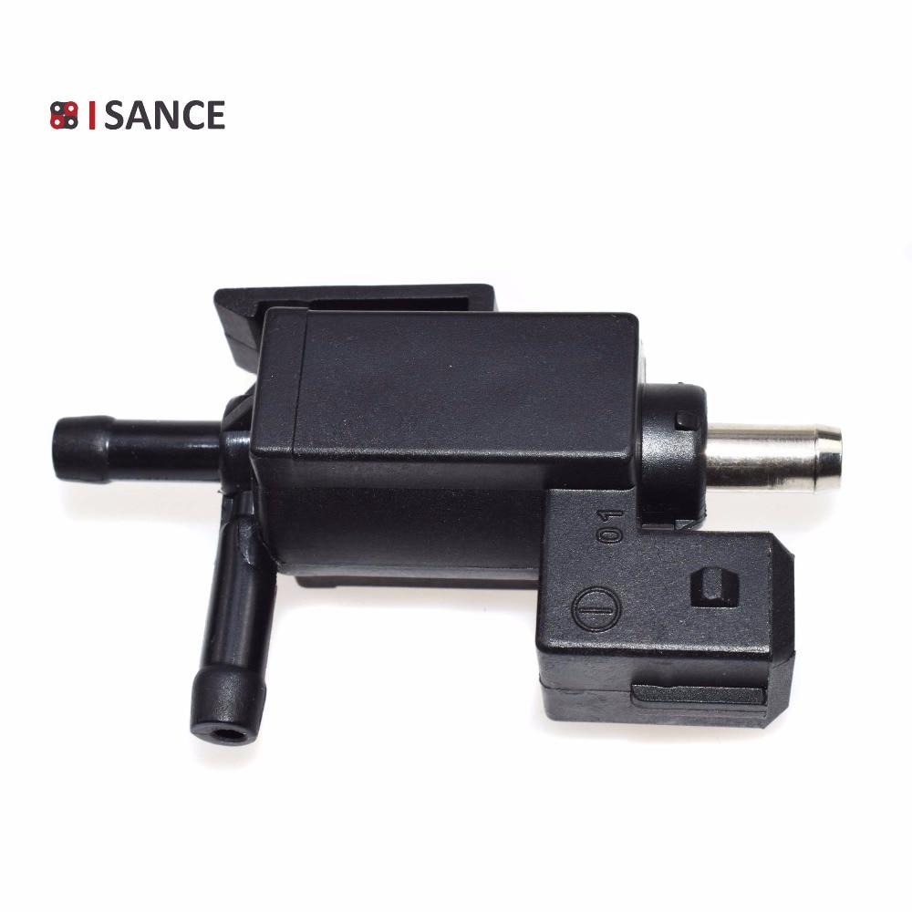 ISANCE Turbo cargador de Control de impulso válvula purga solenoide 722240130 de 30670448, 9473212 para Volvo S60 S80 C70 V70 XC70 XC90
