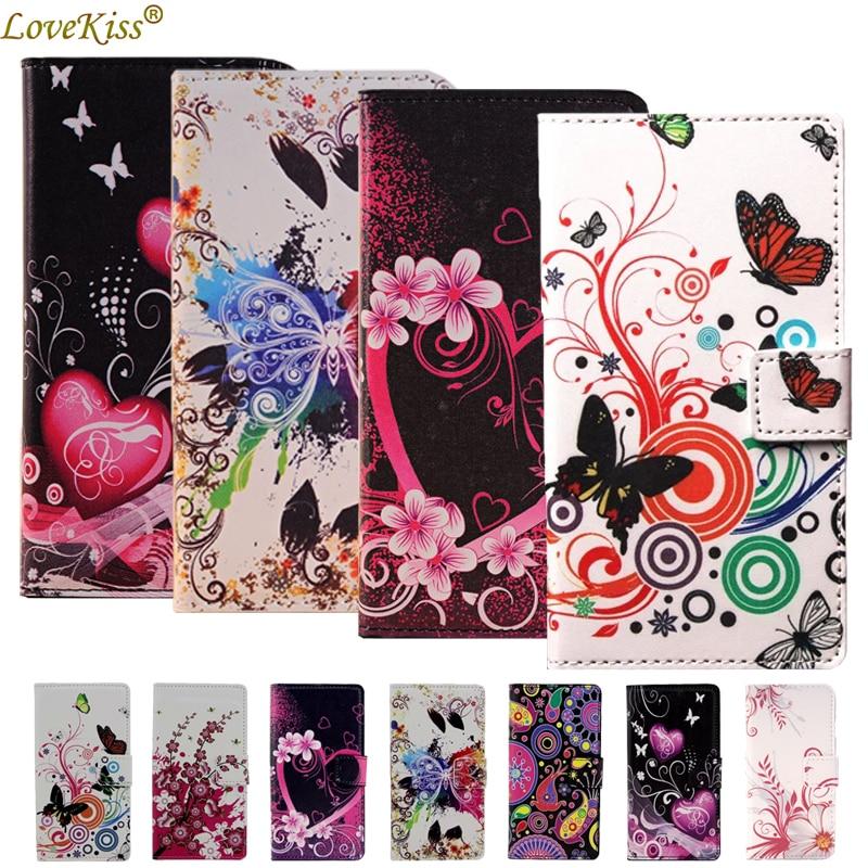 Flor carteira de couro saco do telefone para sony xperia m4 m2 aqua m5 e5 e4 e4g e3 z1 z3 z5 x desempenho estojo compacto xr xz capa casos
